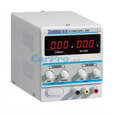 Laboratorní zdroj RXN305D