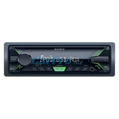 Autorádio SONY, 1DIN s USB DSXA202UI.EUR