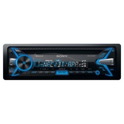 Autorádio SONY, 1DIN s CD, USB a Bluetooth MEXN4100BT.EUR