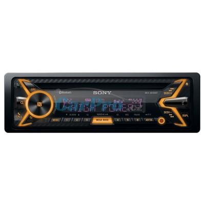 Autorádio SONY, 1DIN s CD, 4x100W, USB, Bluetooth MEXXB100BT.EUR