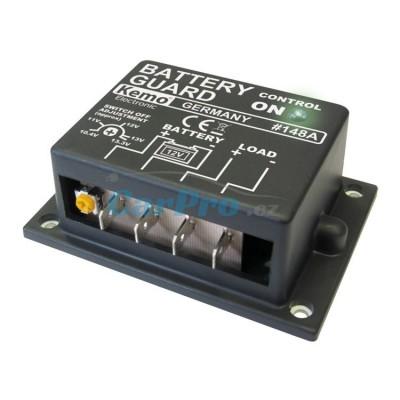 Modul automatického odpojení zátěže baterie 12V M148A