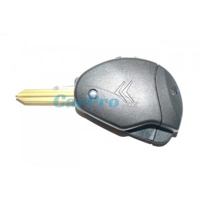 klíč  dvoutlačítkový Citroën