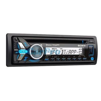Autorádio SONY, 1 DIN s CD, USB, BT, voděodolné MEX M70BT.UC