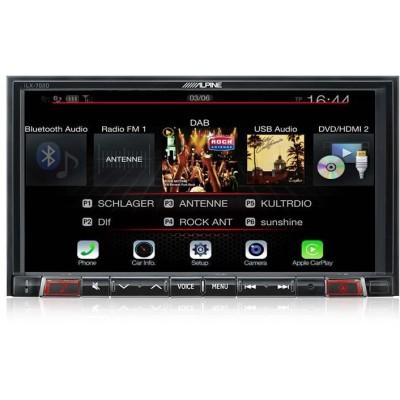 ALPINE iLX-702D Multimediální autorádio