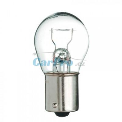 Vláknová žárovka P21W, GE BA15S 21W