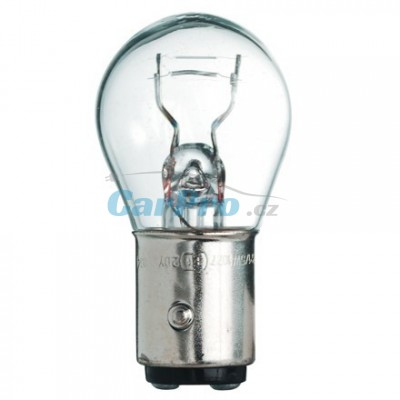 Vláknová žárovka P21/5W, GE BAY15D 5W