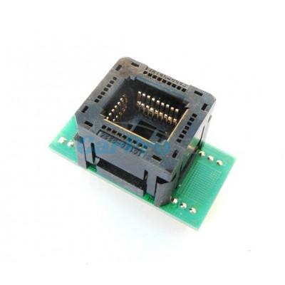 Adapter PLCC32 s paticí ZIF