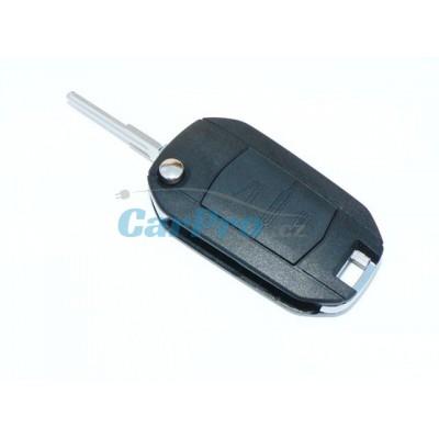 Vystřelovací klíč  Opel