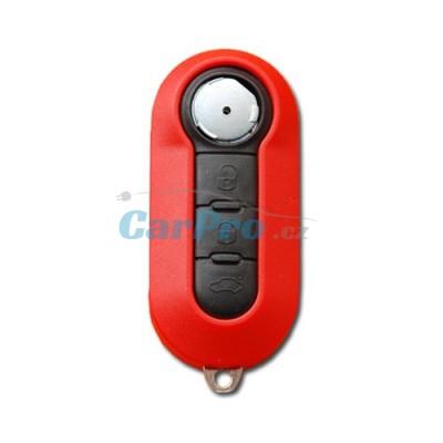 Klíč FIAT červený obal