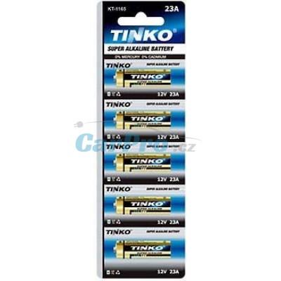Baterie TINKO 23A 12V alkalická