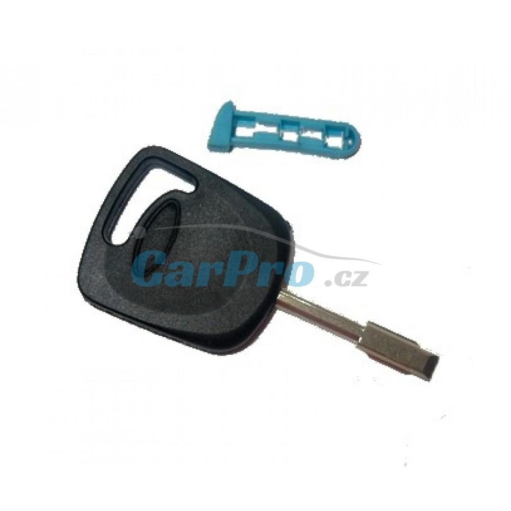 FORD klíč bez transpondéru nevyřezaný