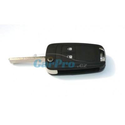 Vystřelovací klíč ASTRA J / INSIGNIA nevyřezaný